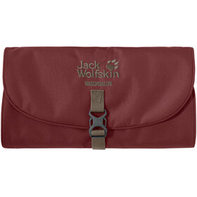 Jack Wolfskin Waschsalon Washbag redwood